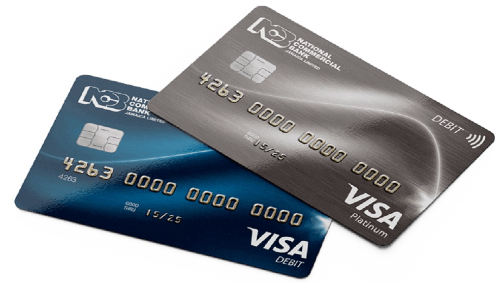 The debit card is similar to a credit card, but unlike a credit card, the money is immediately transferred directly from the cardholder's bank account when used.