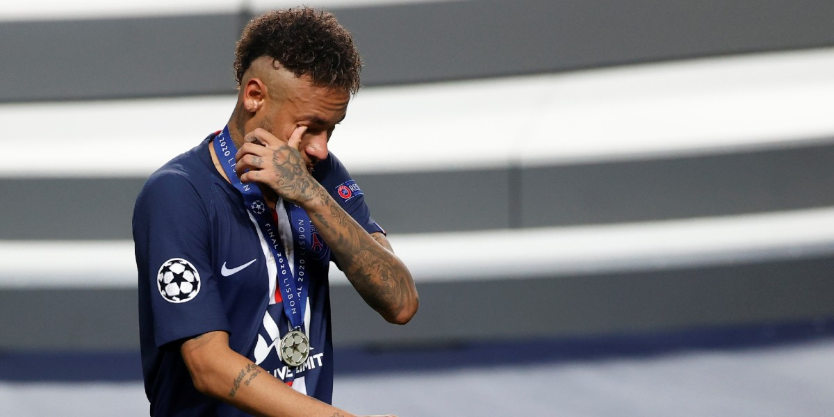 Neymar parmi les trois Parisiens positifs. Photo: www.sports.fr