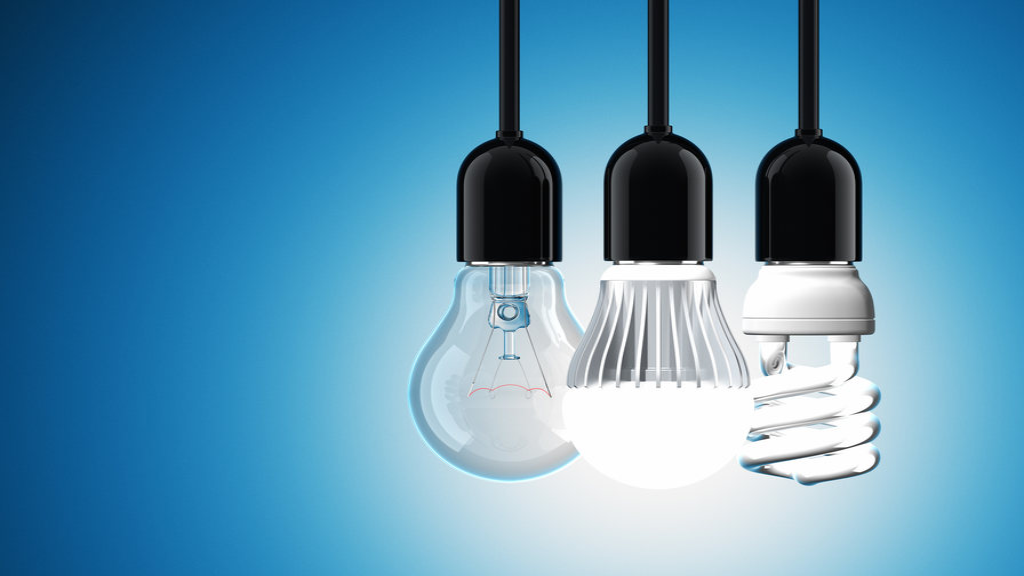 Photo: LED bulb. Credit: iStock, BlackJack3D.