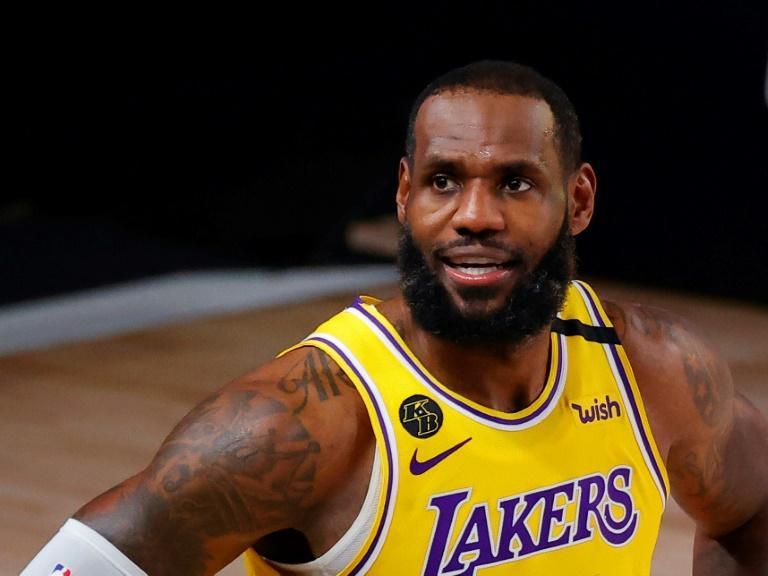 LeBron James, le 29 août 2020 en Floride afp.com - Kevin C. Cox
