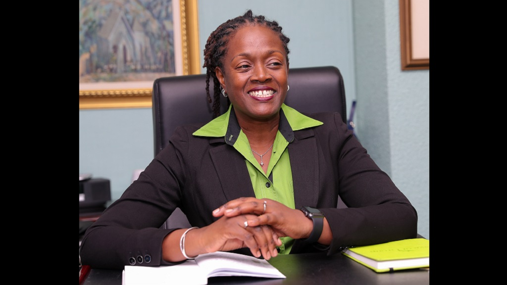 This portal will allow clients the opportunity to have a Sagicor Bank account within 48 hours of submitting an application, says Chorvelle Johnson Cunningham, CEO, Sagicor Bank.
