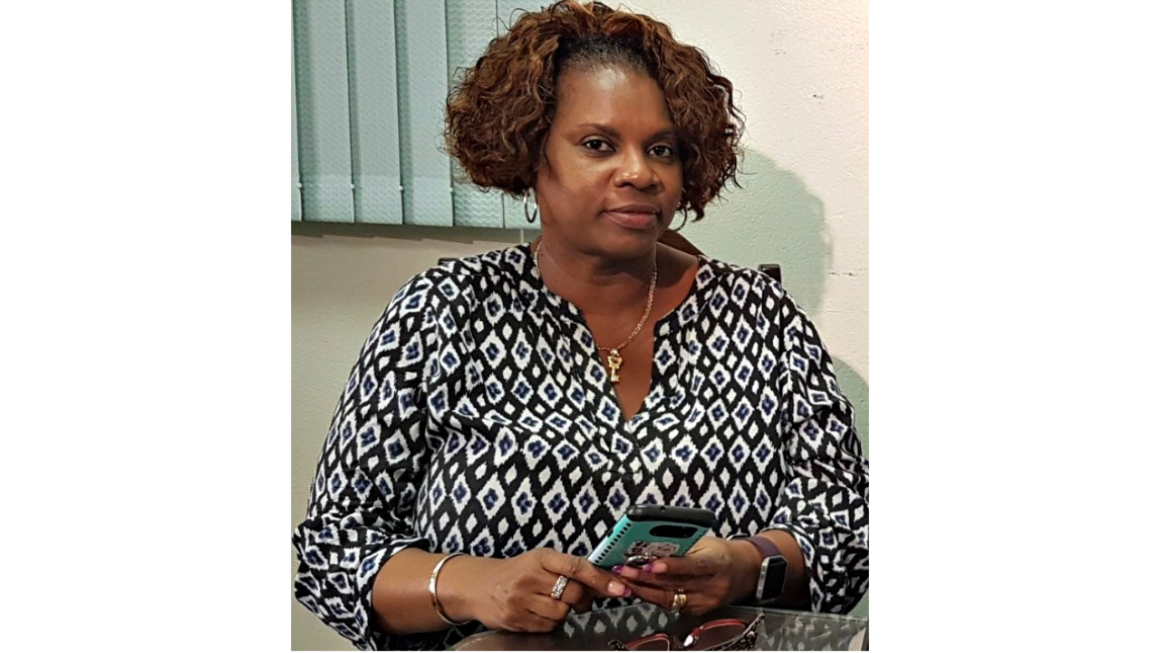 File photo of the marketing and corporate communications manager at the Transport Board, Lynda Holder.