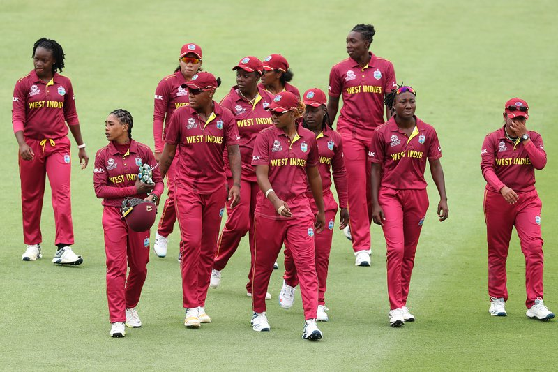 West Indies women's team played their first practice match of the England tour. (Photo - CWI Media)