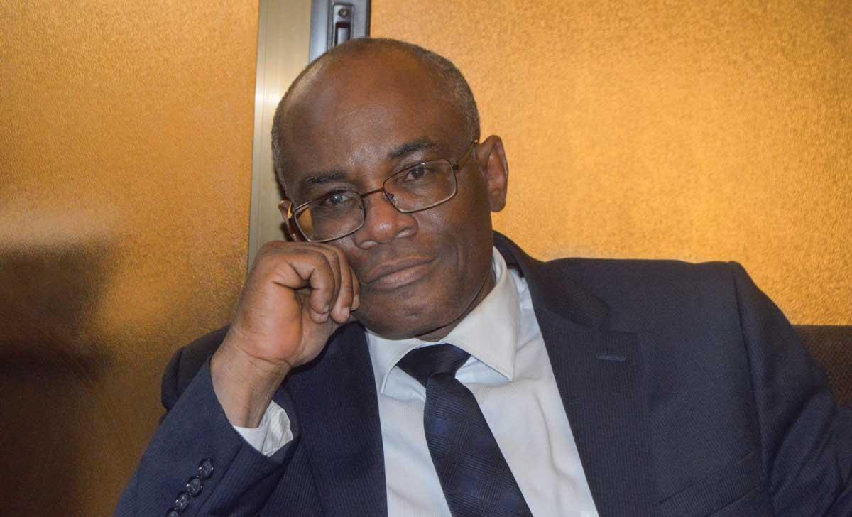 Me Monferrier Dorval, assassiné le 29 août 2020 à Port-au-Prince/  Photo : Timothé Jackson / Challenges