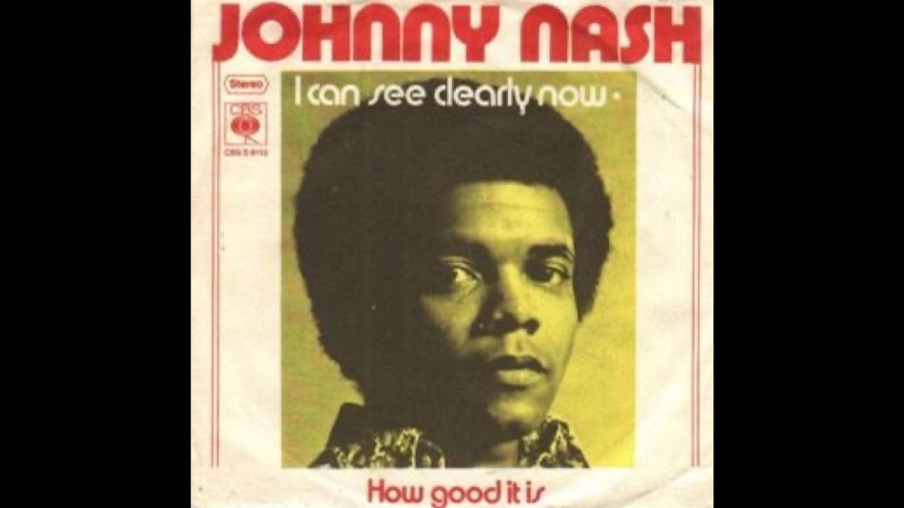 Johnny Nash (