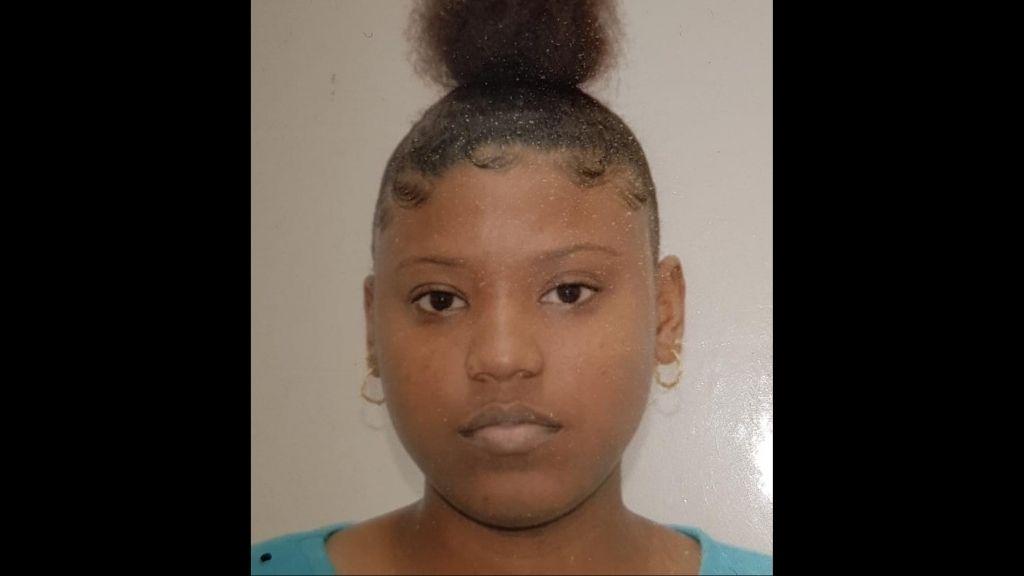 Photo: Kevelle Renaud. Image via Trinidad and Tobago Police Service.