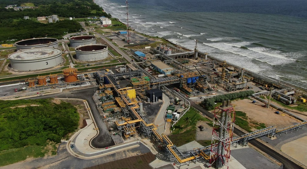 Galeota expansion project (GEP)