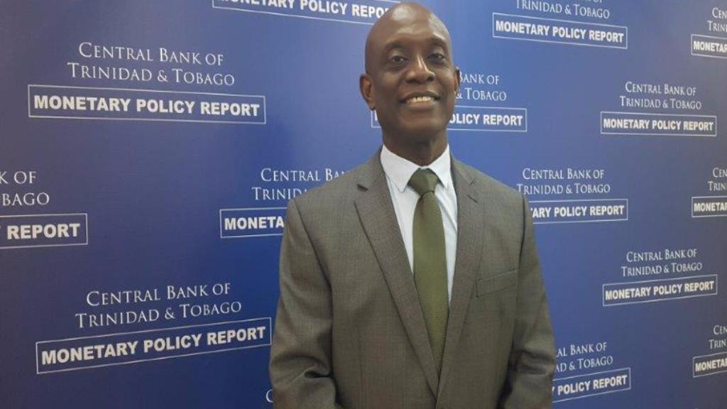 File: Central Bank Governor Alvin Hilaire. Credit: Darlisa Ghouralal.