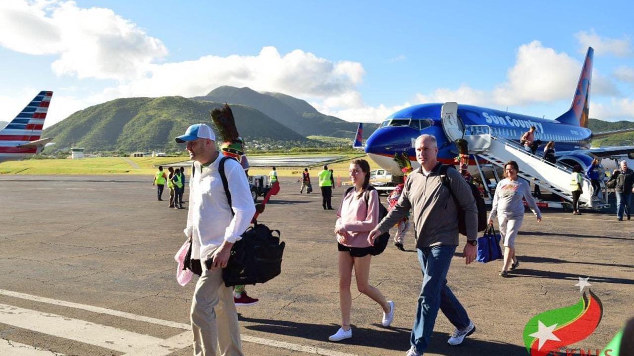 Photo courtesy Saint Kitts and Nevis Information Service