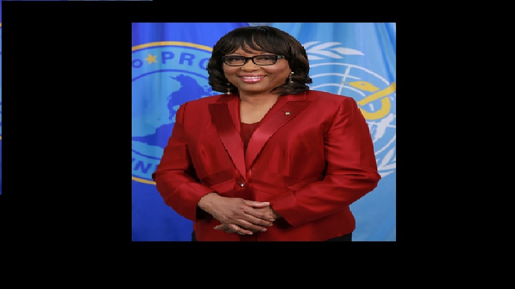 File photo: Pan American Health Organization (PAHO) Director, Dr Carissa Etienne