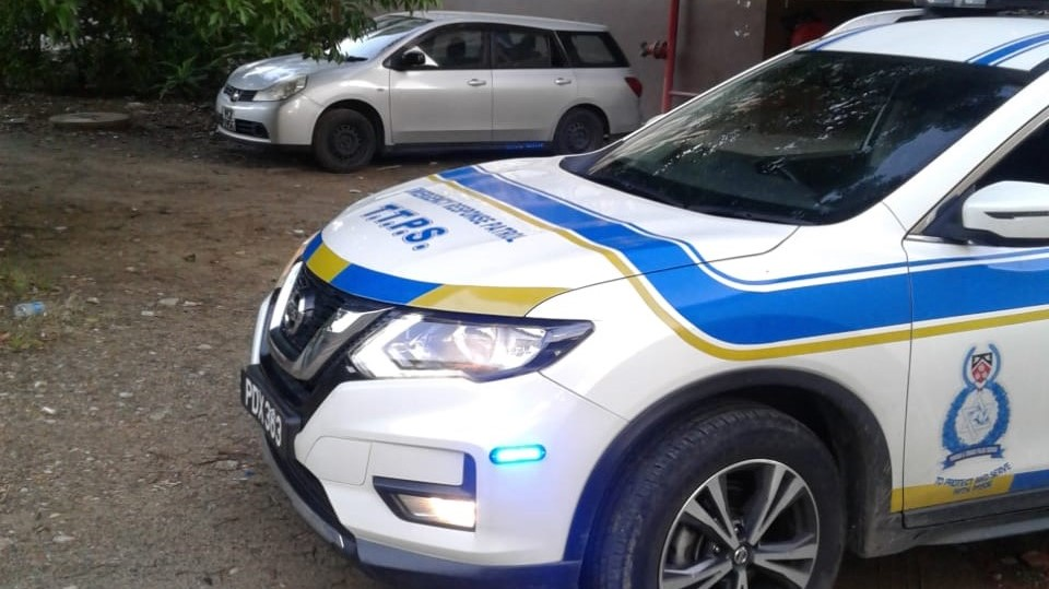 File photo of a Trinidad and Tobago Police Service patrol vehicle.