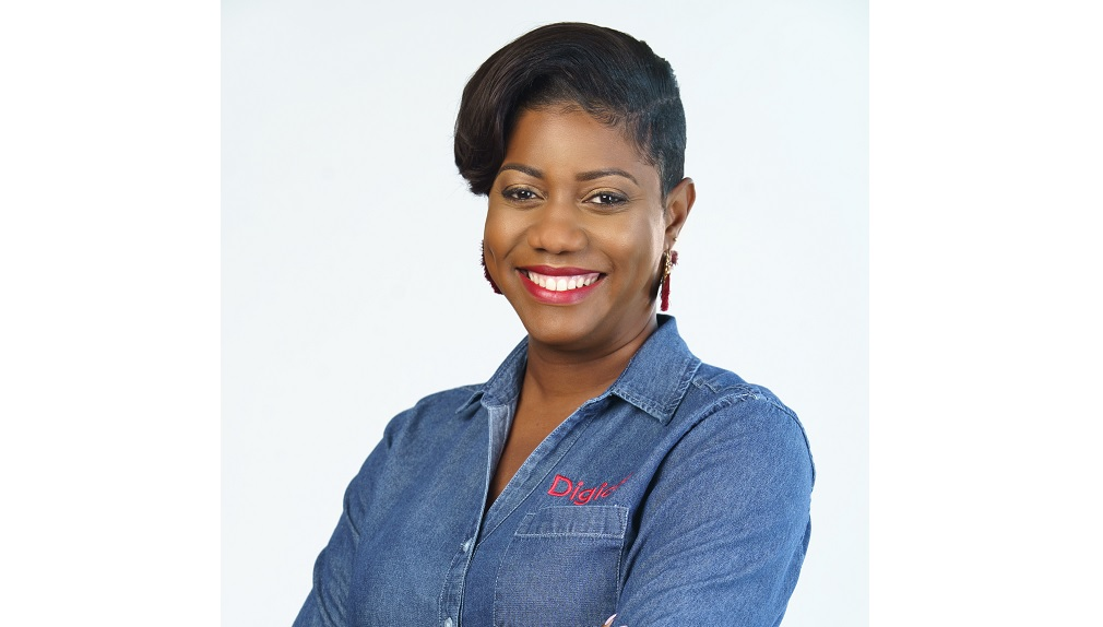 Pia Baker, Director of Customer Care and Experience at Digicel.