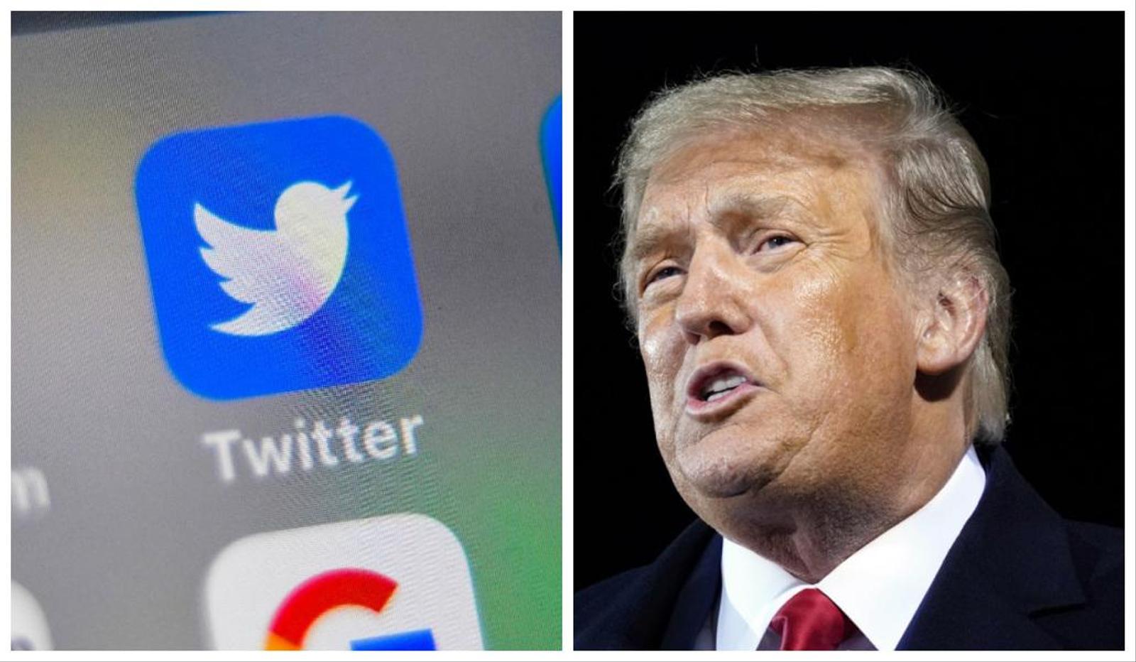 A 10H00 sur la côte est des Etats-Unis, le message du chef d'Etat avait été retweeté plus de 800'000 fois et «liké» à 1,3 million de reprises. AFP/Keystone