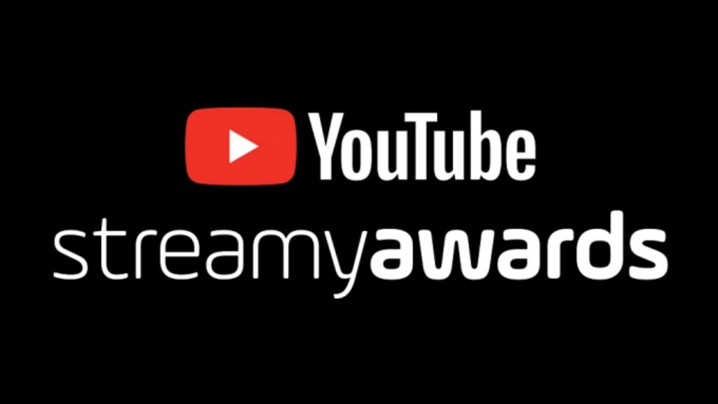 YouTube Streamy Awards logo