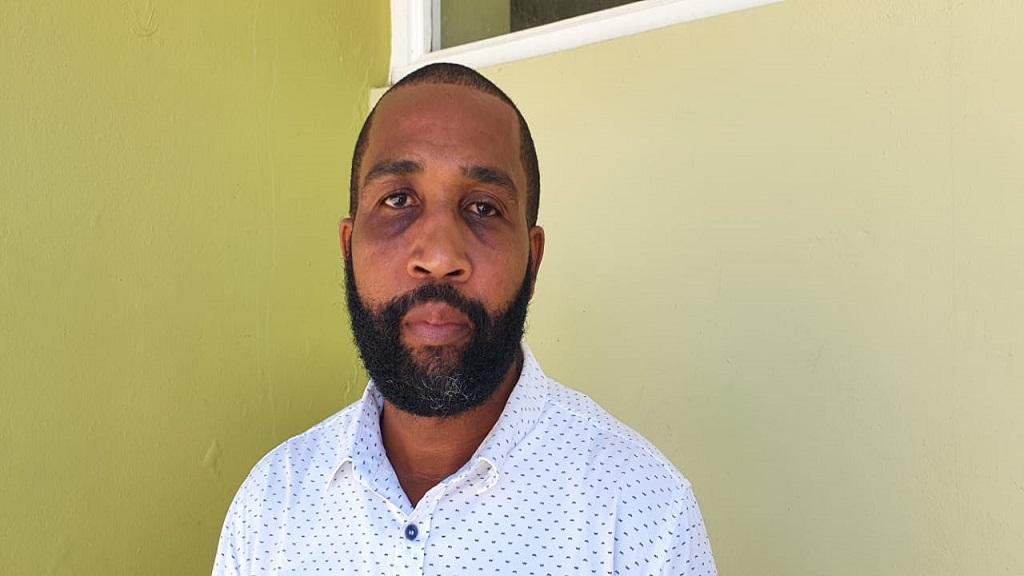Emmerson Vitalis, Senior Environmental Health Officer