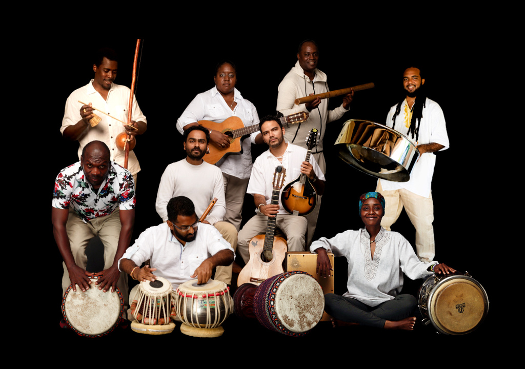 Terrenaissance is a fusion, acoustic band formed from open air jams at the University of the West Indies campus in St Augustine.