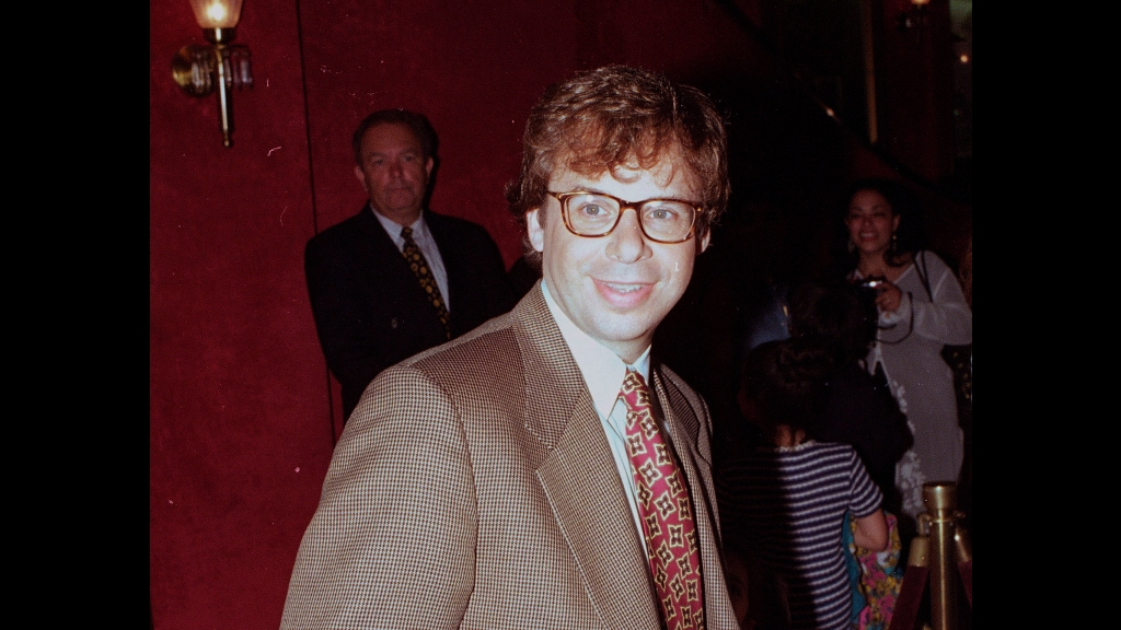 In this May 1994 file photo, actor Rick Moranis is shown at an unknown location. Photo: AP Photo/File