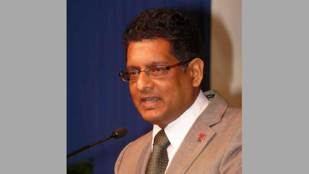 Former Minister of Food Production, Devant Maharaj.