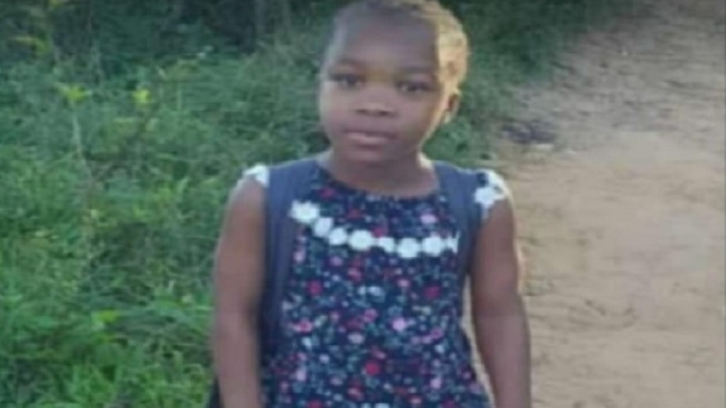 Little Monique Brown