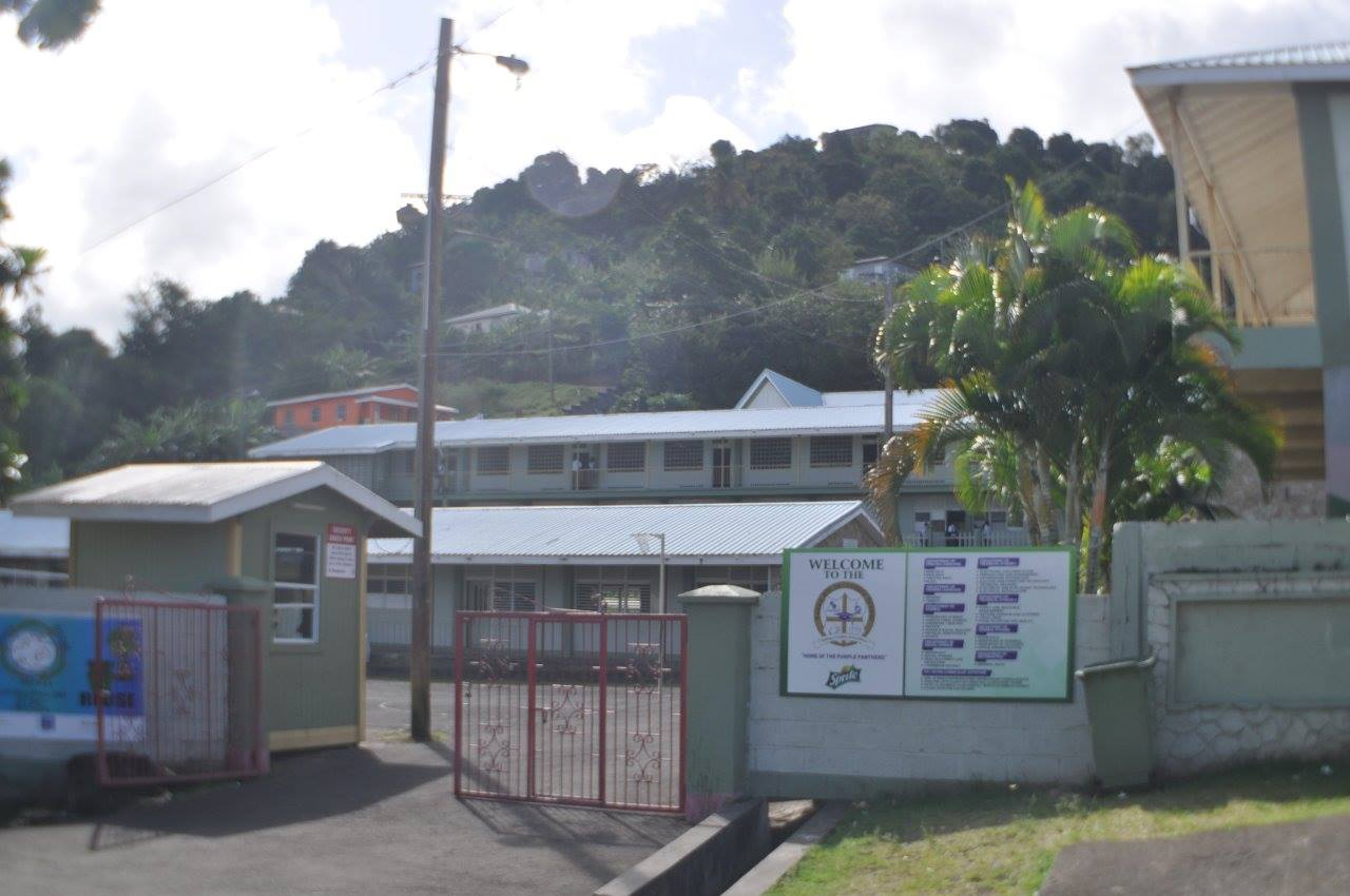 Happy Hill Secondary School to cut distance learning and return to in-person instructions tomorrow. (Photo: Happy Hill Secondary School/Facebook)