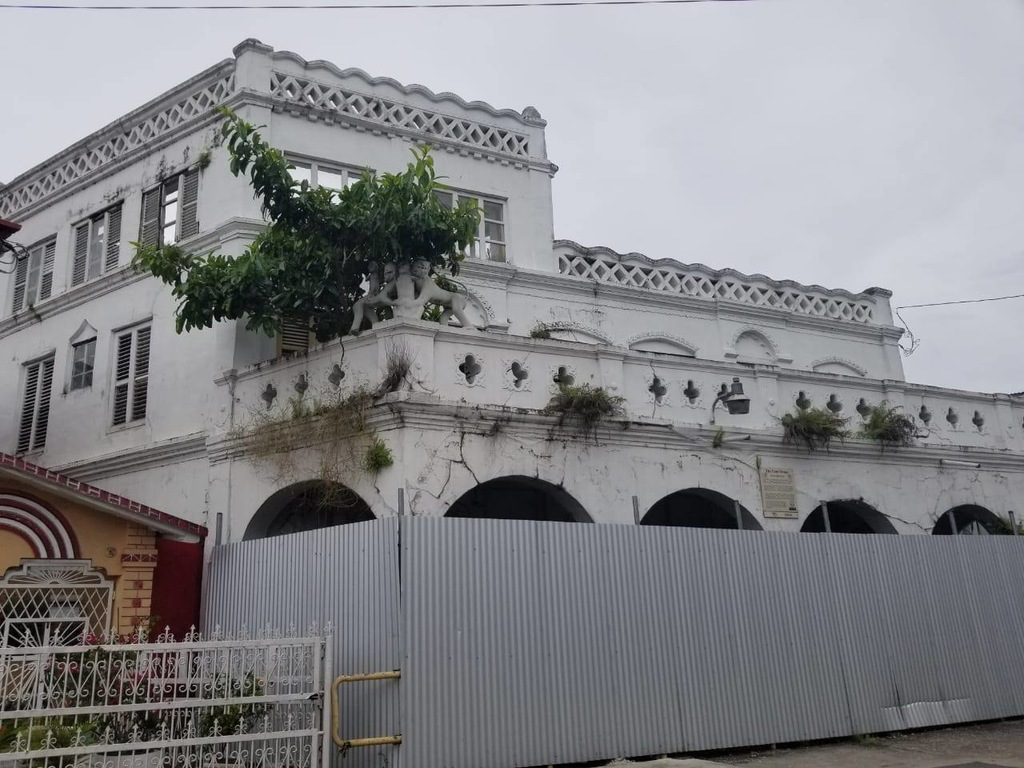 National Trust concerned about deterioration of Lion House