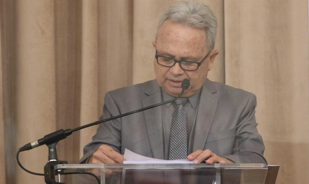 Photo: Finance Minister Colm Imbert. Credit: Office of the Parliament.