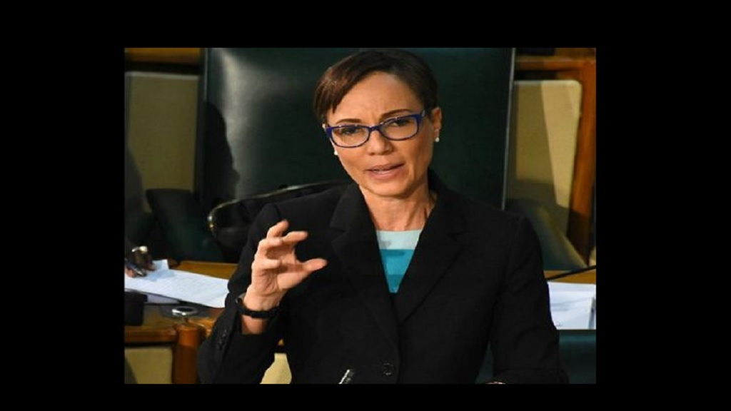 Senator Kamina Johnson Smith