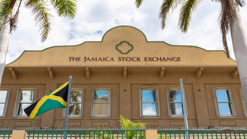 Jamaica Stock Exchange via iStoc