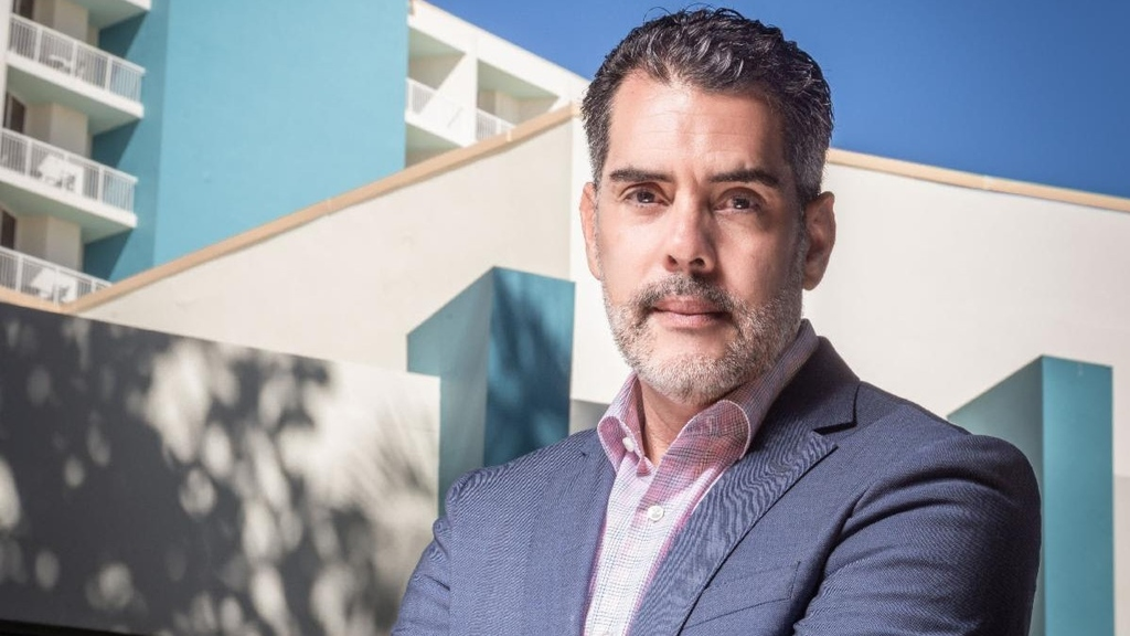 Puerto Rico's Caribe Hilton general manager Pablo Jose Torres Sojo is the new President of the CHTA