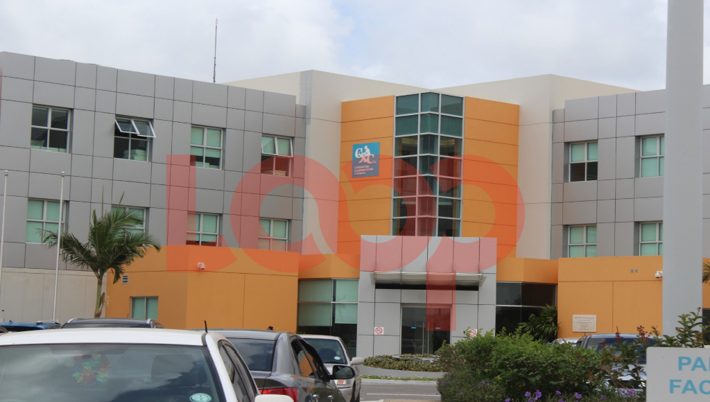 (FILE) The headquarters of the Caribbean Examinations Council.