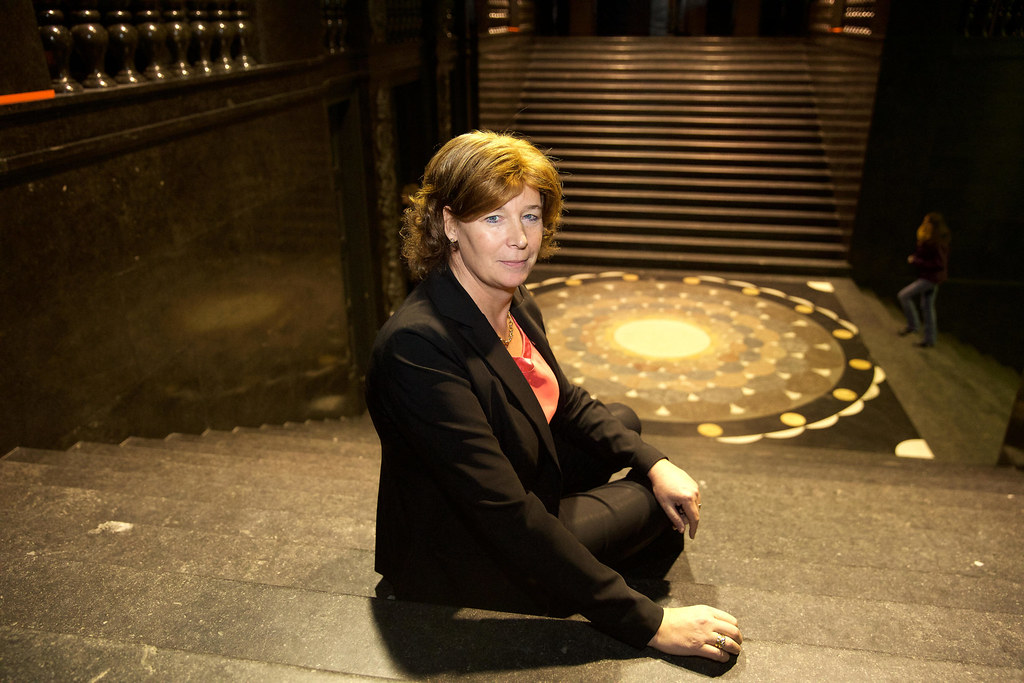 Belgium's first transgender politician Petra De Sutter. (Photo: via Flickr)