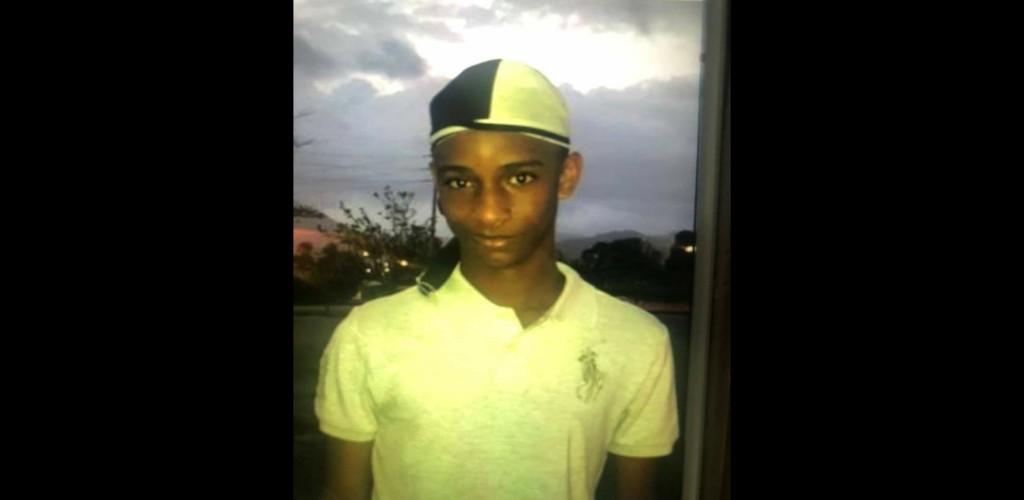 Mandel Straker, 15, of Cascade Valley Road, Cascade was last seen on Friday. (Photo: Trinidad and Tobago Police Service)