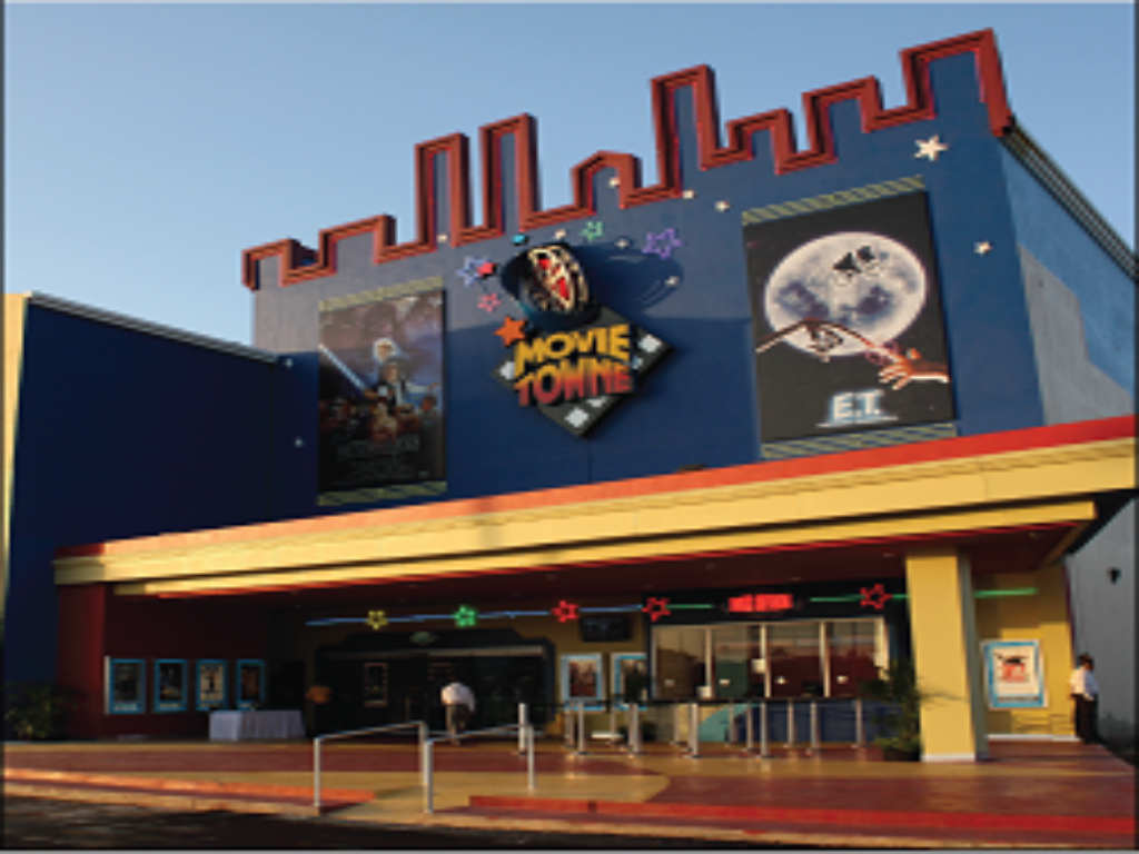 Photo: MovieTowne Chaguanas. Image via MovieTowne.