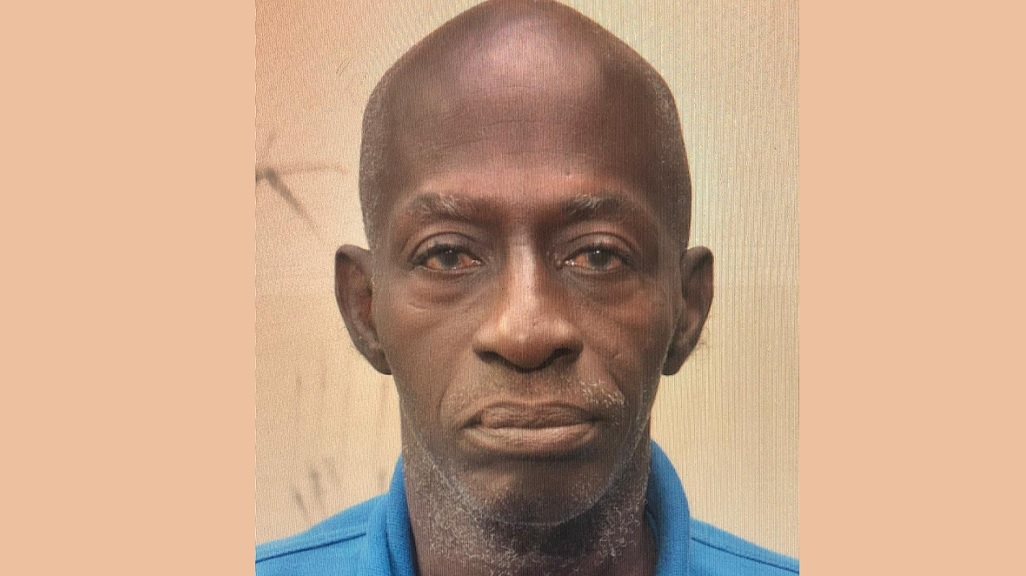 Photo: David James was charged on Wednesday 28th October, 2020 for larceny of a tent, valued at $4,800.
