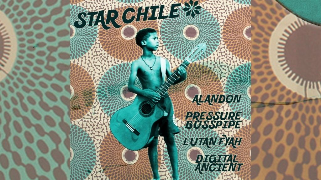 Artwork for the newly released Star Chile EP, produced by Andrew Moon Bain. (Photo: Contributed)