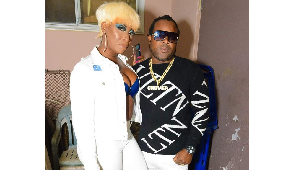 Macka Diamond and Chivea