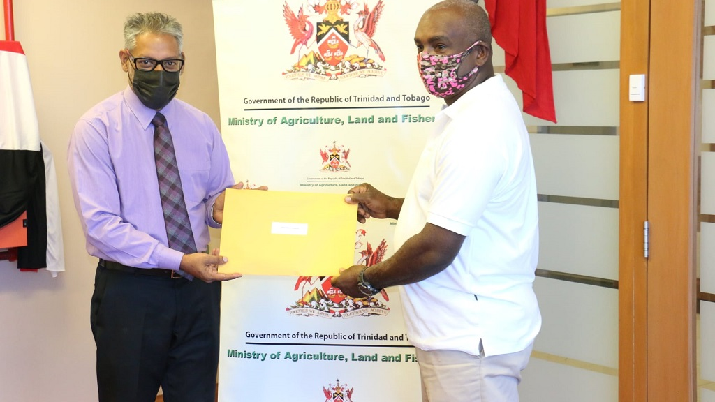 Photo: Ministry of Agriculture, Land and Fisheries.