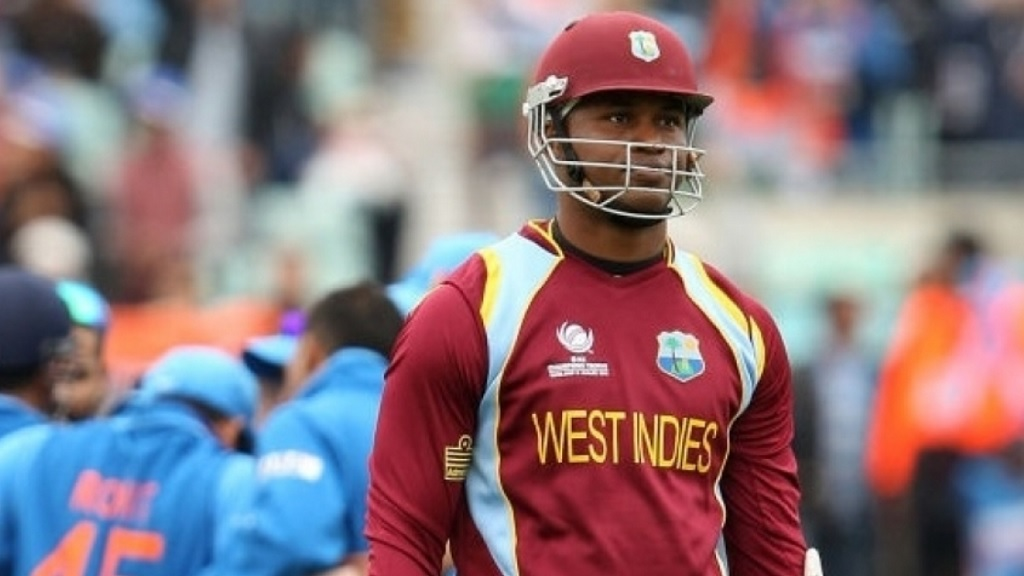 Discarded West Indies all-rounder Marlon Samuels.