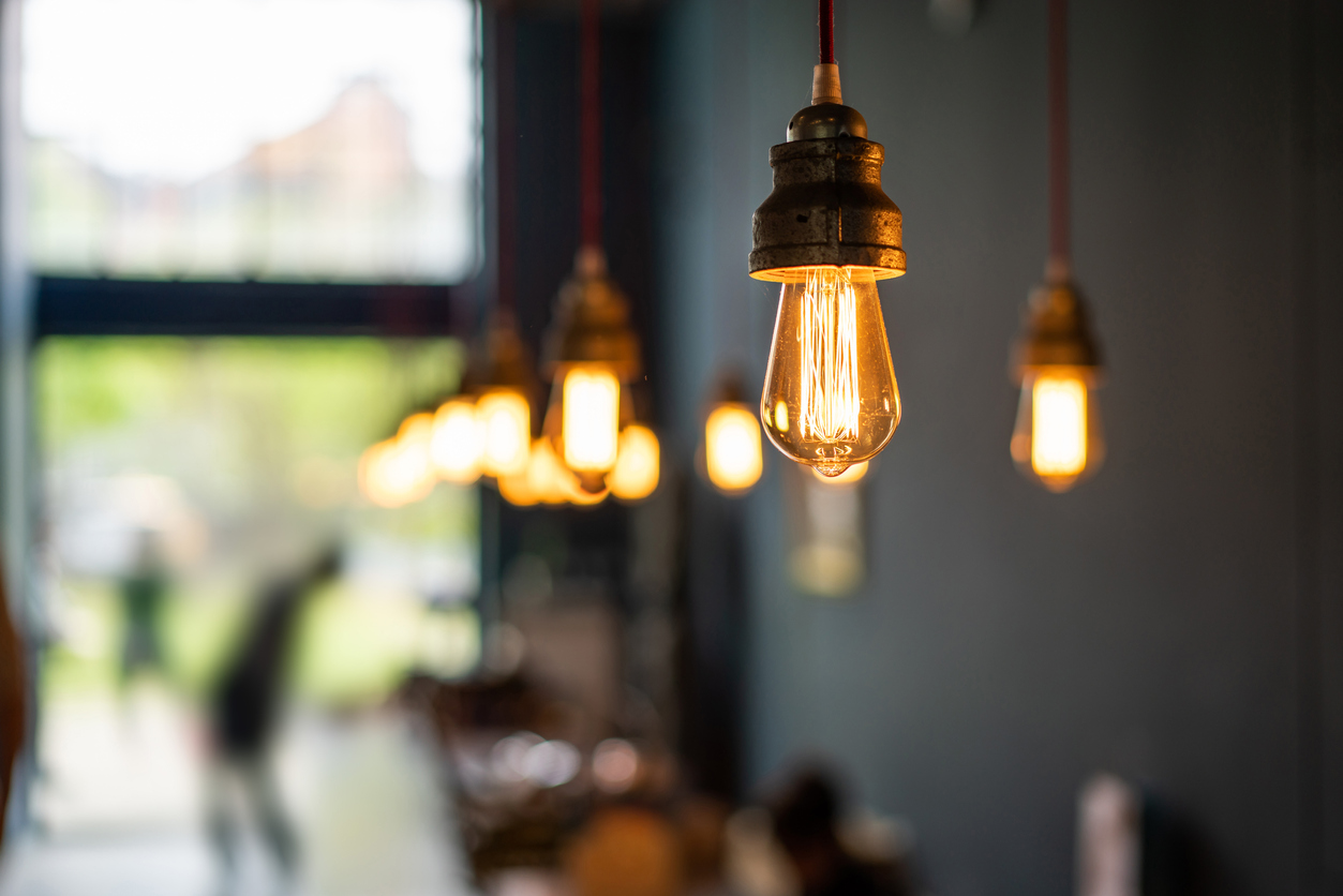 Being able to differentiate night from day with your lighting can improve your mindset in transitioning from work life to home life. (Photo: iStock)