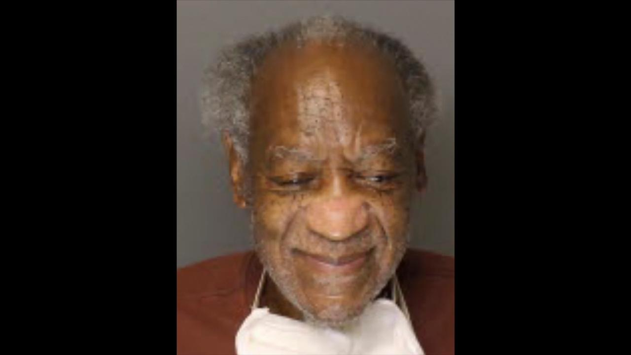 This Tuesday, September 4, 2020, inmate photo provided by the Pennsylvania Department of Corrections shows Bill Cosby. The Pennsylvania Department of Corrections recently updated the 83-year-old Cosby's mugshot. Cosby was convicted of felony sex assault and is serving a three- to 10-year prison term. (Pennsylvania Department of Corrections via AP)