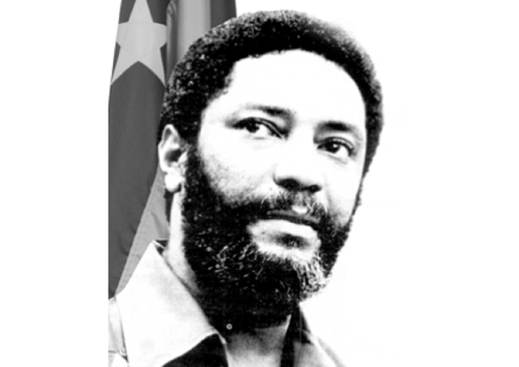 Former Prime Minister of Grenada Maurice Bishop. (Photo: caribbeanelections)