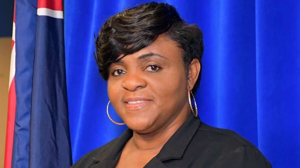 Judicial Administration's Ms Bridget Myers is the newly appointed Registrar of the Acting Financial Services Division.