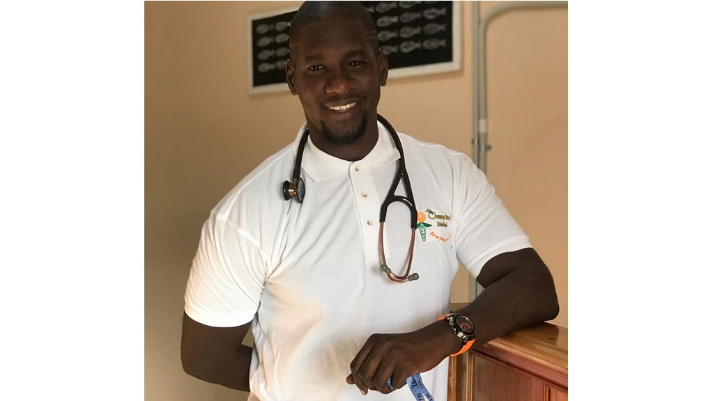 Born and raised in Lilliput, St James, Dr Matthew O'Connor said his main aim through his charitable efforts was to give back to poor people in Jamaica.