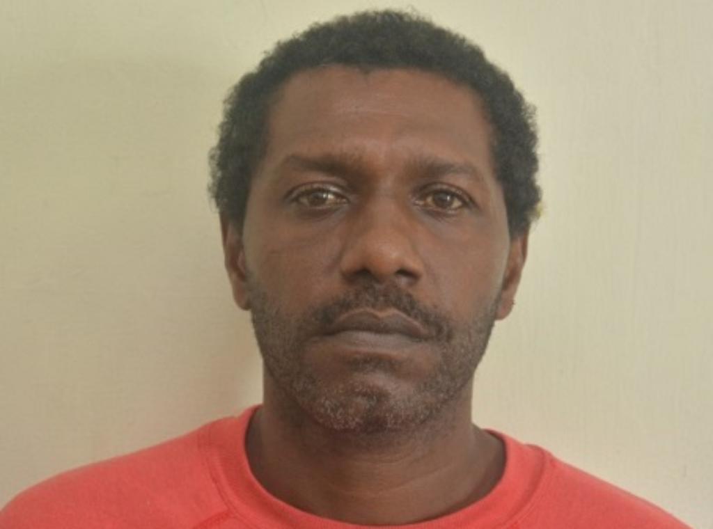 Photo: Urilton Baptiste. Credit: Trinidad and Tobago Police Service.