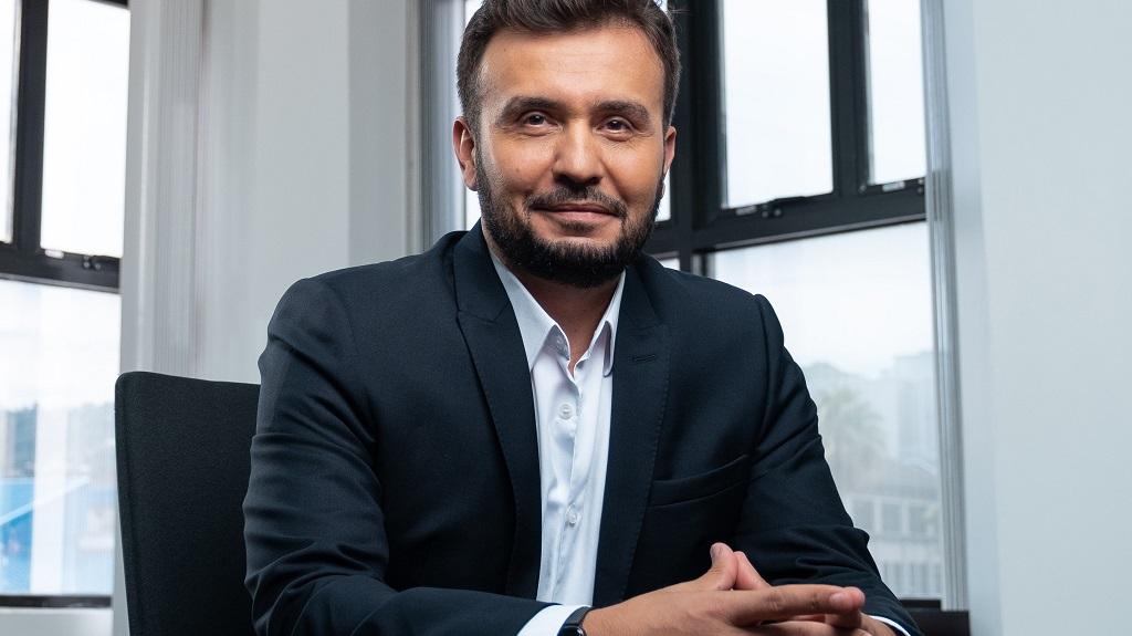 Photo: Jabbor Kayumov- Chief Executive Officer, Digicel Trinidad and Tobago.