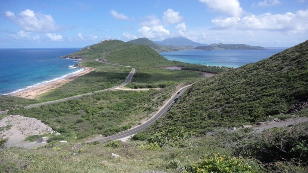 """St Kitts and Nevis and CANARI recently announced the """"Enhancing Caribbean civil society's access and readiness for climate finance"""" project. Photo Dr Ainka Granderson"""