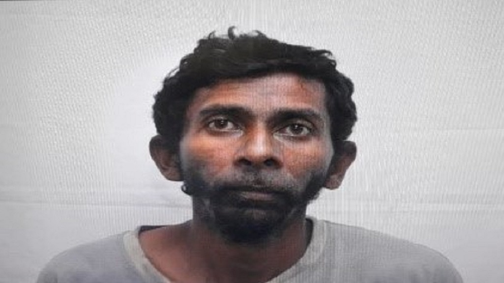 Photo: Safraz Muslim was charged with breaching a protection order on October 10, 2020. Photo: TTPS.