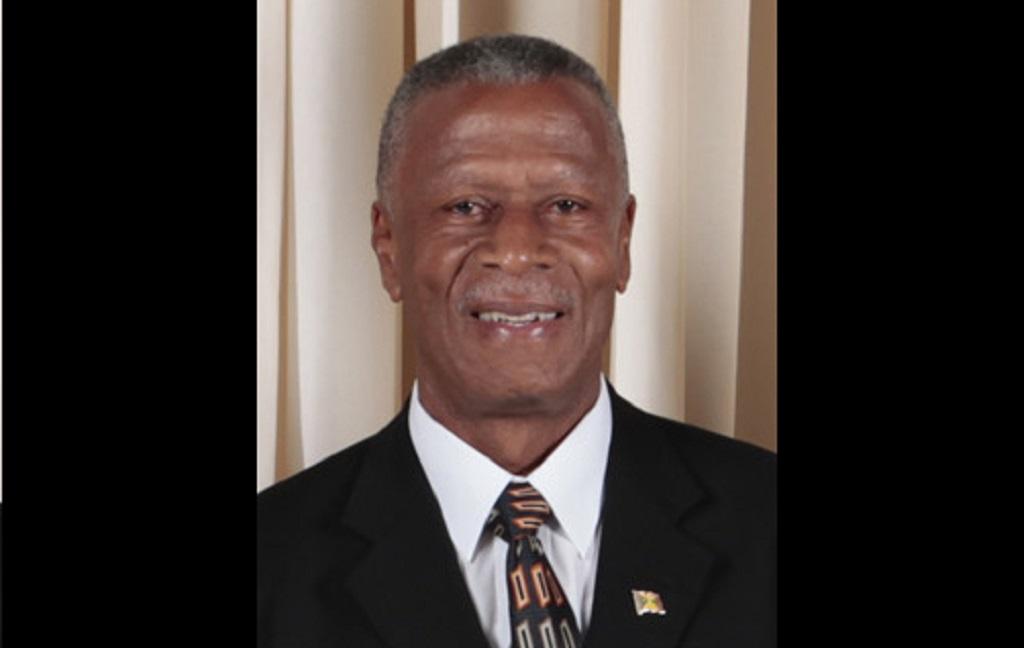 Former Prime Minister of Grenada Tillman Thomas.