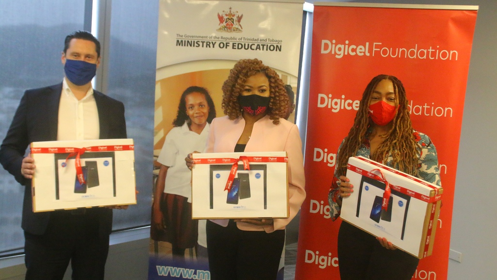 Digicel Business General Manager Liam