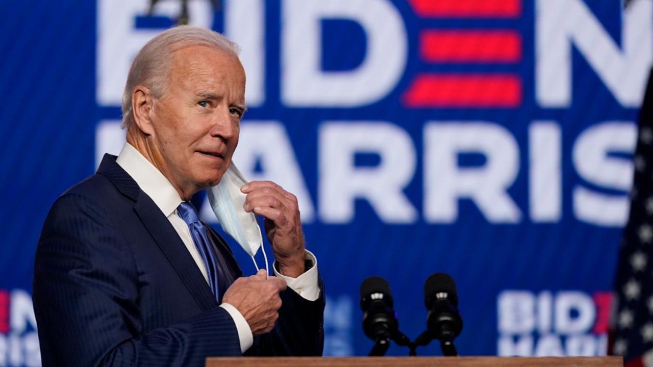President-elect, Joe Biden